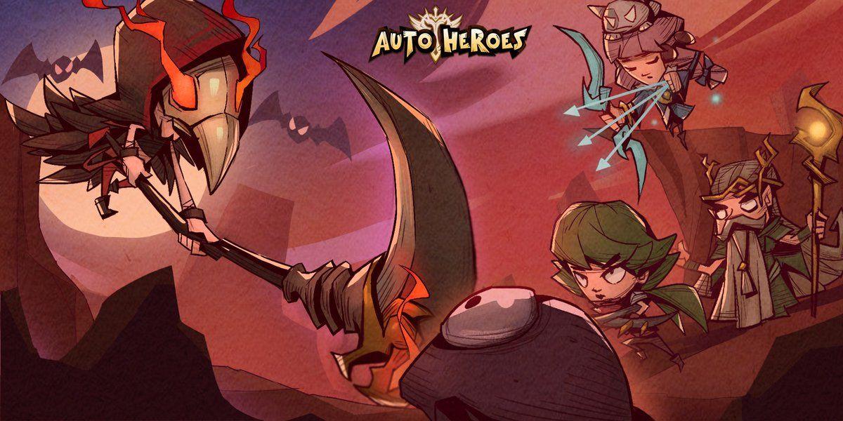 Auto Heroes phát hành tại Việt Nam với tên Đấu Trường Starve