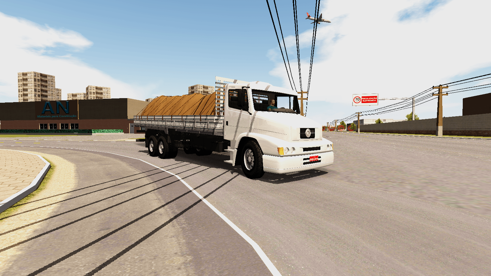 Download Heavy Truck Simulator on PC with BlueStacks