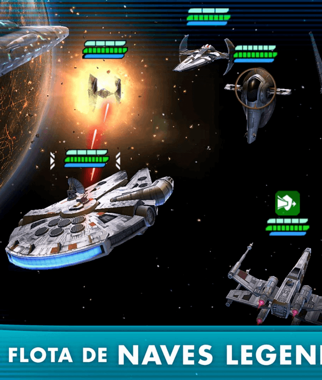 Juega Star Wars™: Galaxy of Heroes en PC 5