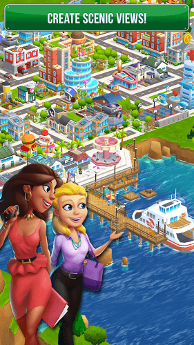 Play Dream City: Metropolis on PC 5