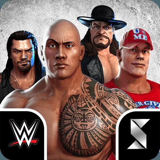 เล่น WWE Champions Free Puzzle RPG on PC 1