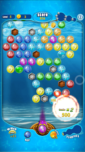 Play Bubble Shoot Saga on PC 6