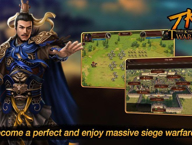 Play 3 Kingdoms Warlord on PC 15
