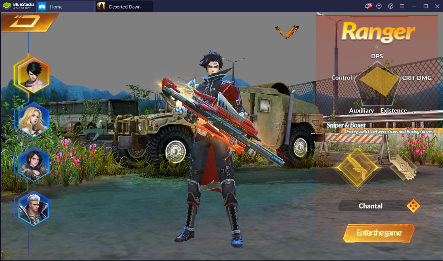 Defend Your Home – How to Play Deserted Dawn on PC with BlueStacks