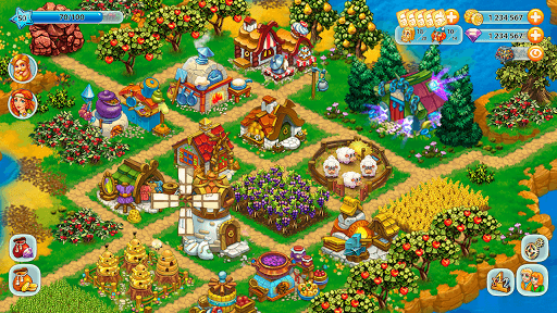 Play Harvest Land on PC 9