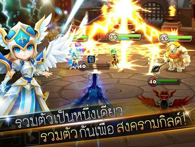 เล่น Summoners War Sky Arena on PC 4
