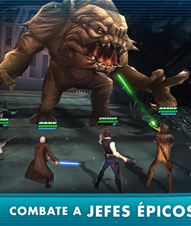 Juega Star Wars™: Galaxy of Heroes en PC 6