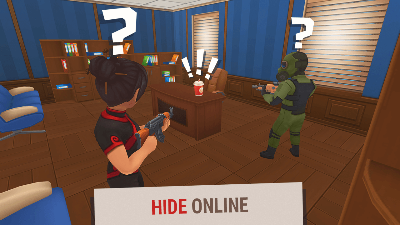 Download Hide Online On Pc With Bluestacks