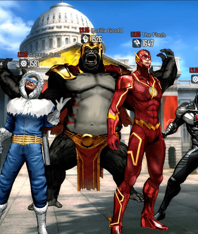 Play DC: UNCHAINED on PC 25
