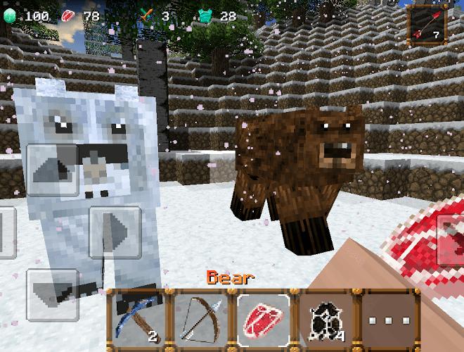 Play WinterCraft 3: Mine Build on PC 2
