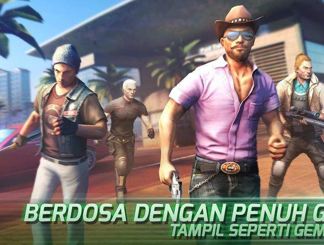 Main Gangstar Vegas on PC 12