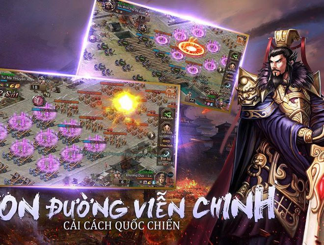 Chơi Hồng Nhan Tam Quốc on PC 19