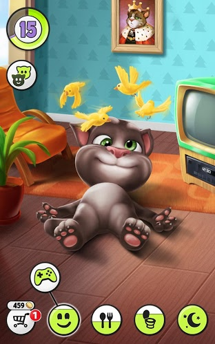 Speel Talking Tom on PC 13