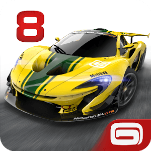 Spustit Asphalt 8: Airborne on PC 1