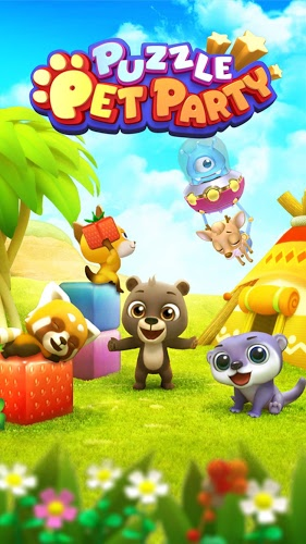 เล่น Puzzle Pet Party on PC 3