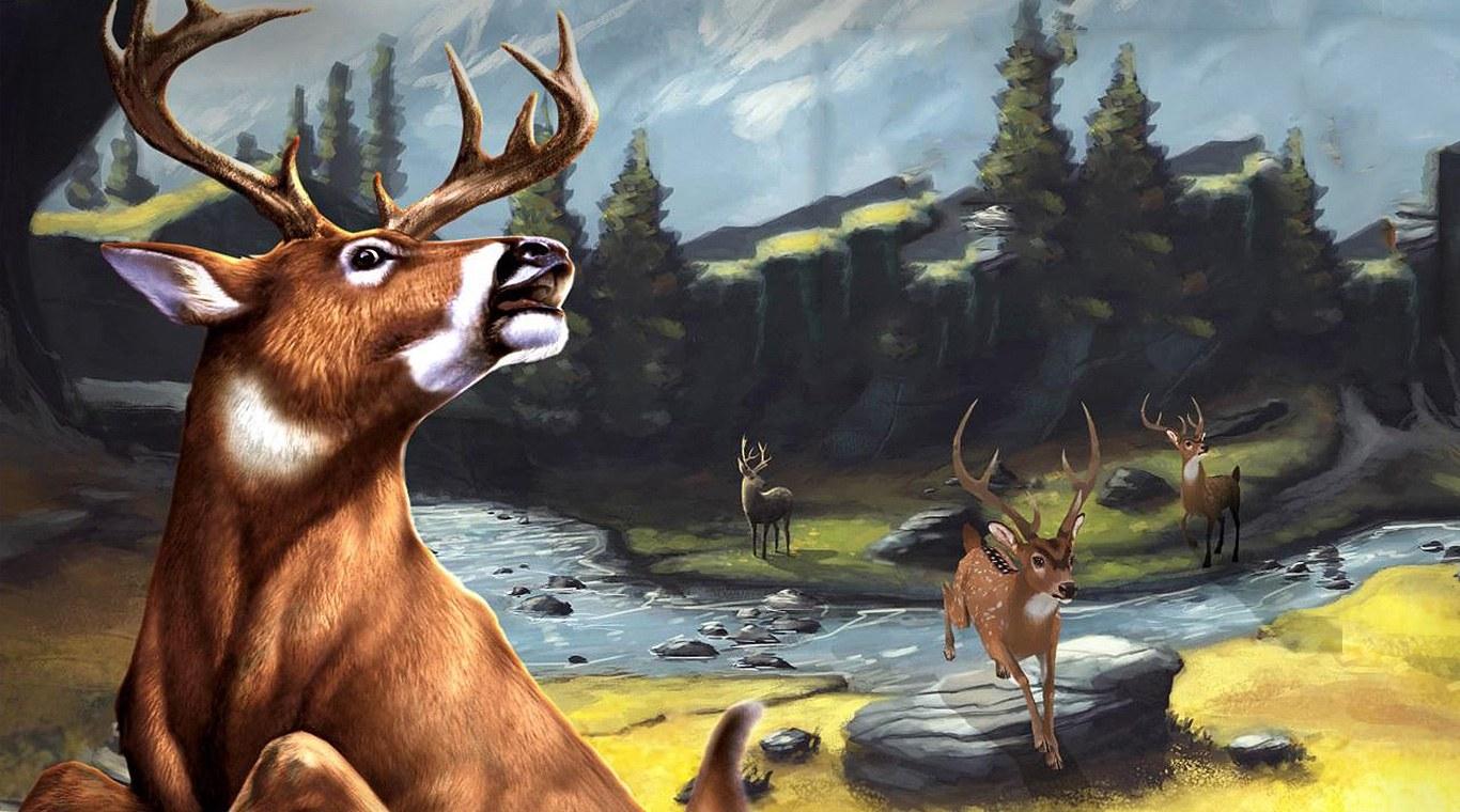 deer hunter 2 cheats