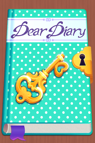 Main Dear Diary on pc 7