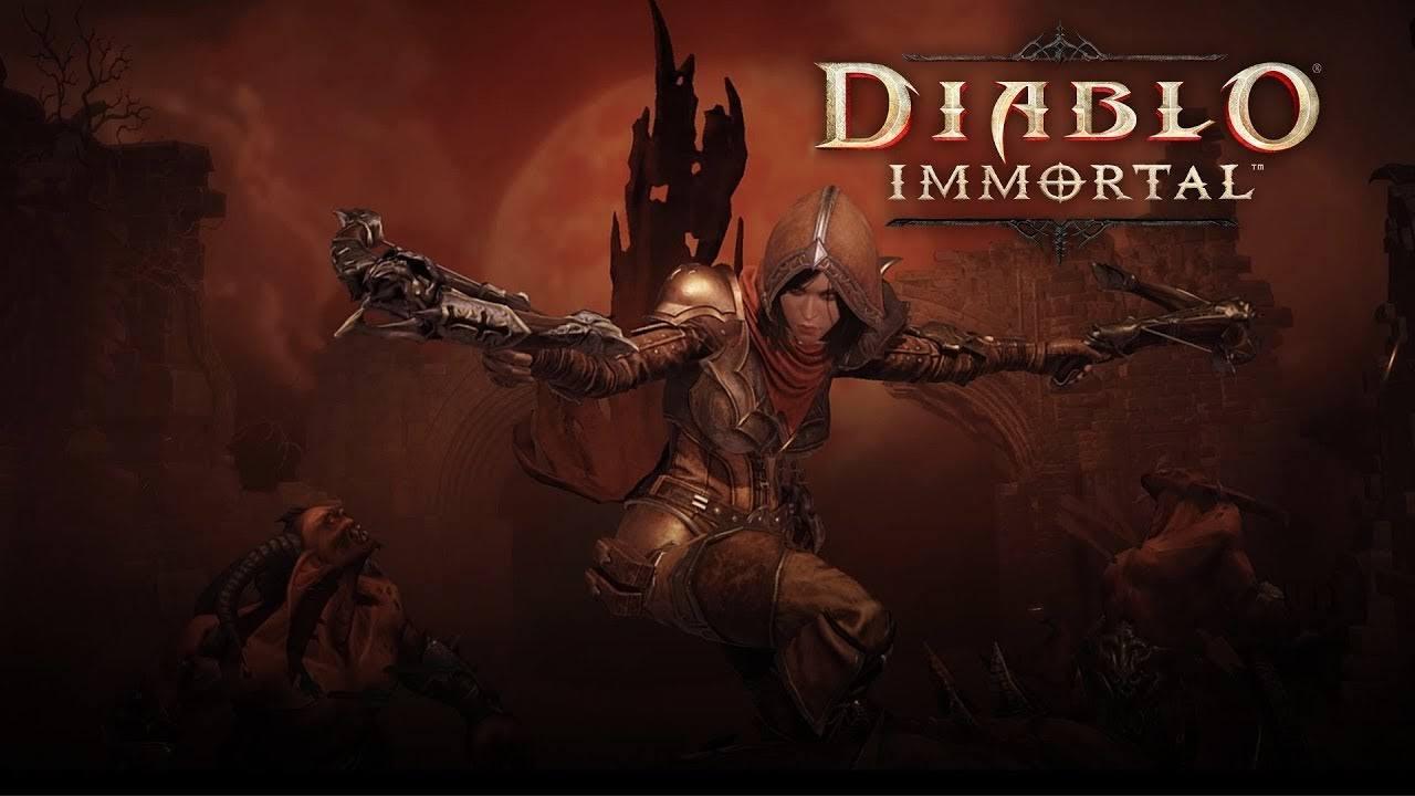 Раскрыта ориентировочная дата выхода Diablo Immortal от Blizzard