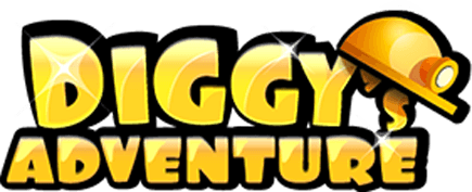 Играй Diggy's Adventure На ПК