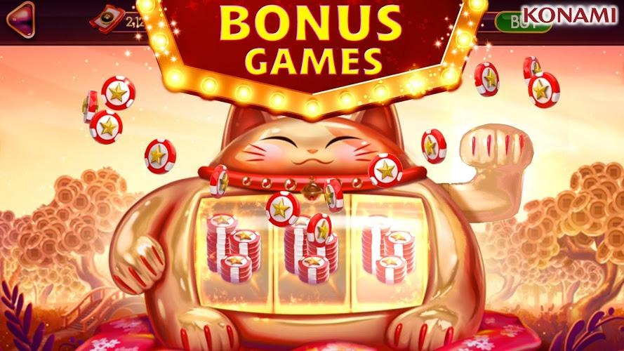Play my KONAMI Slots on PC 4