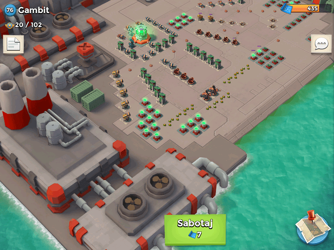 Boom Beach İndirin ve PC'de Oynayın 8