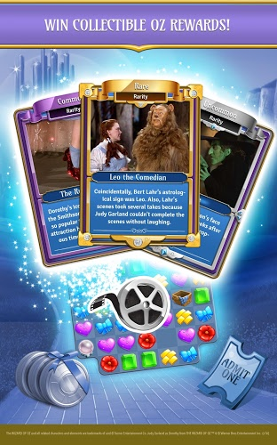 Play Wizard of Oz: Magic Match on PC 11