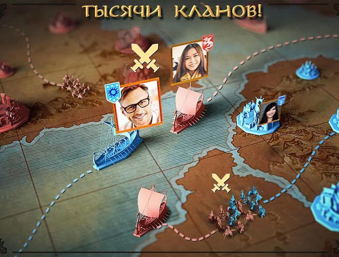 Играй Vikings War of Clans На ПК 10