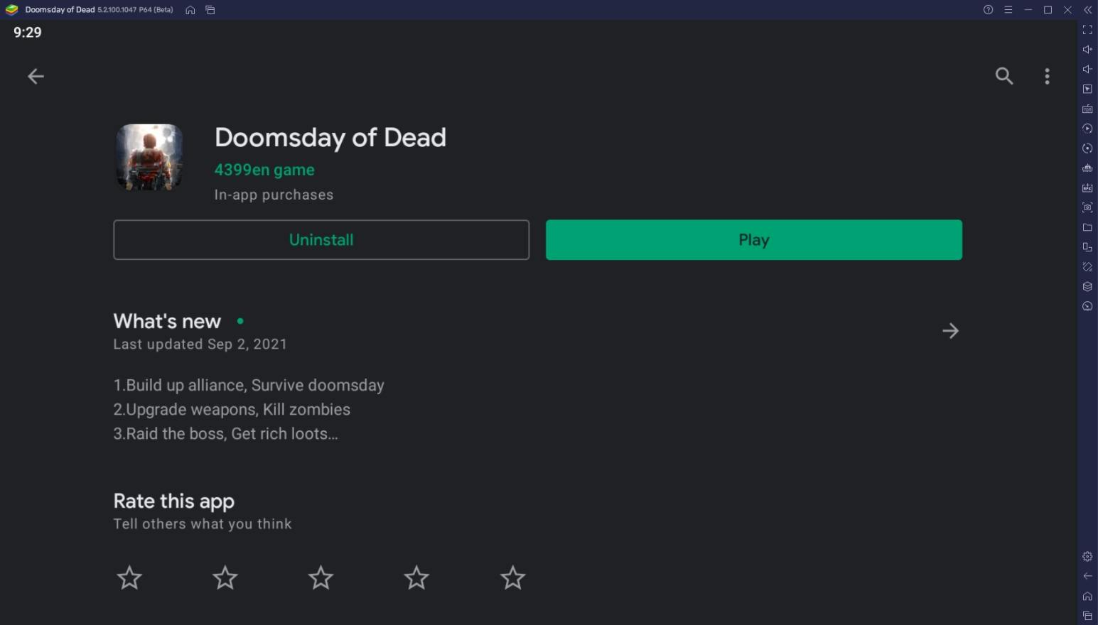 How To Play Doomsday of Dead on PC with BlueStacks