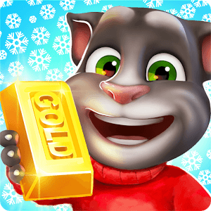 Играй Talking Tom Gold Run На ПК 1