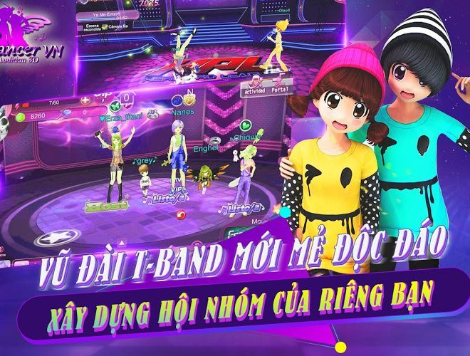 Chơi Dance master on PC 3