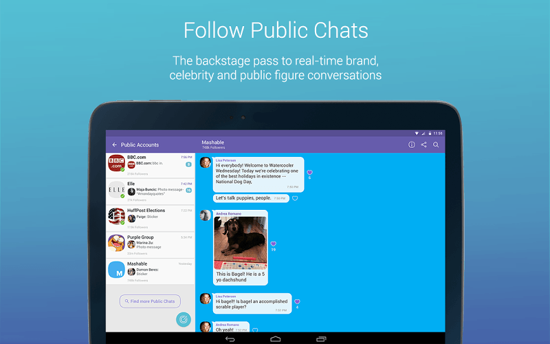 Download Viber on PC with BlueStacks
