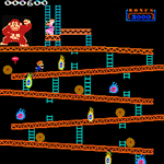 Play Monkey Kong classic arcade on PC 1