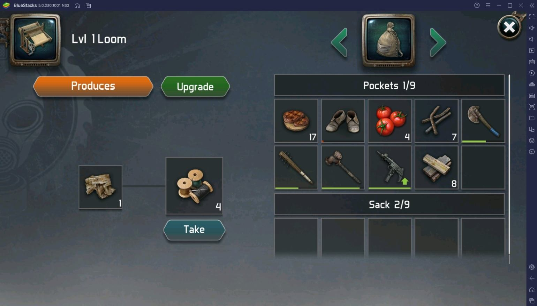 دليل BlueStacks للمبتدئين للعب لعبة Dawn of Zombies
