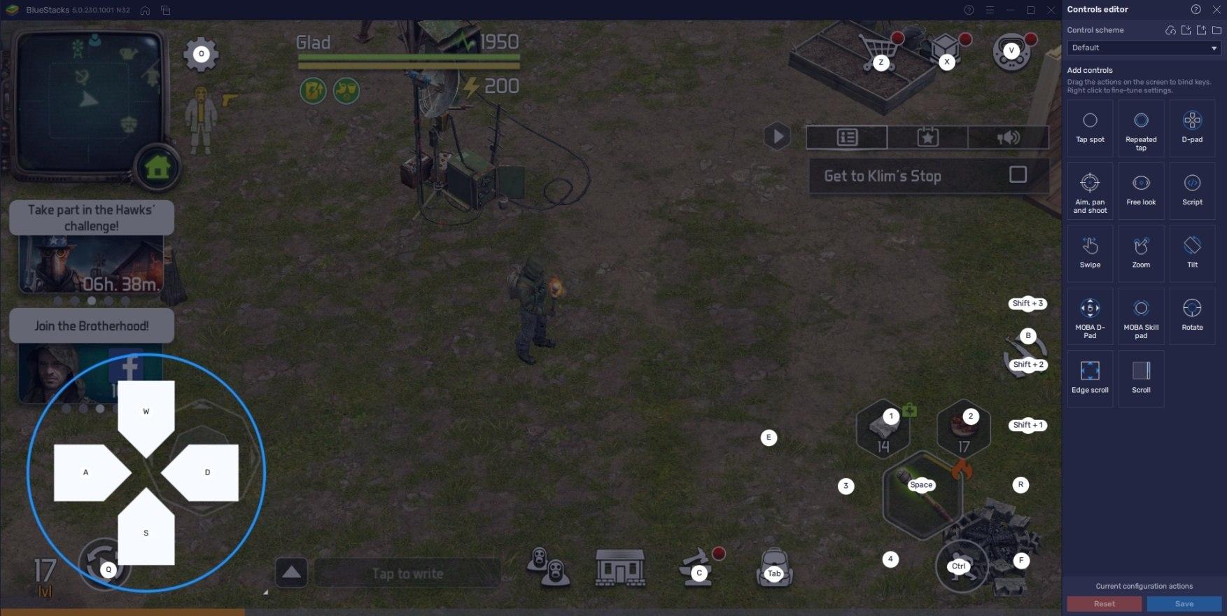 كيف تلعب Dawn of Zombies على جهاز الكمبيوتر باستخدام BlueStacks