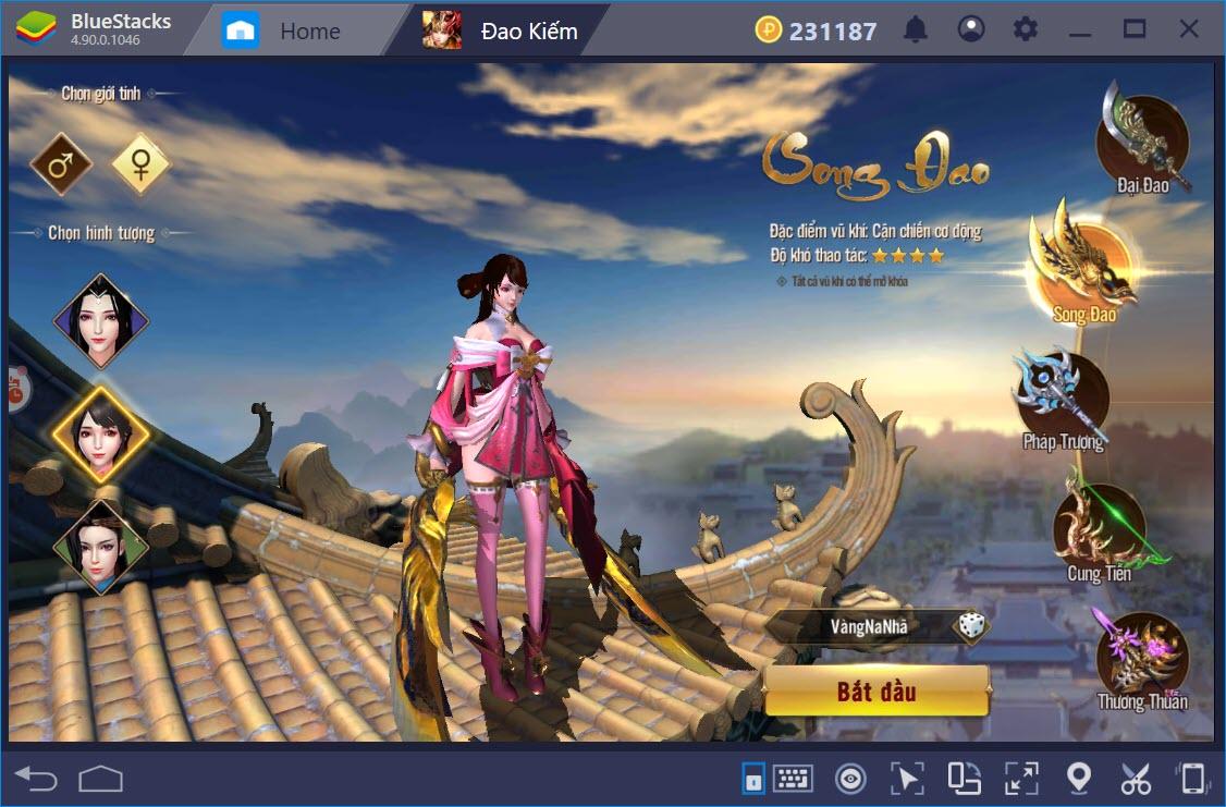 Đao Phong Giang Hồ: Tìm hiểu hệ thống ngũ đại thần binh