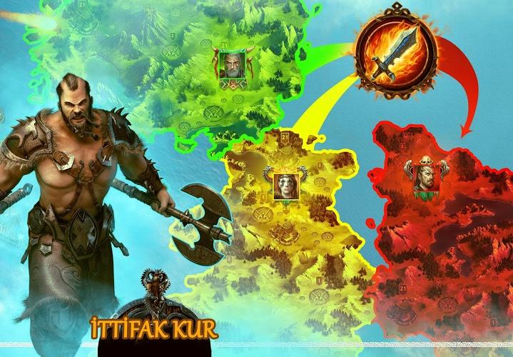Vikings War of Clans   İndirin ve PC'de Oynayın 19