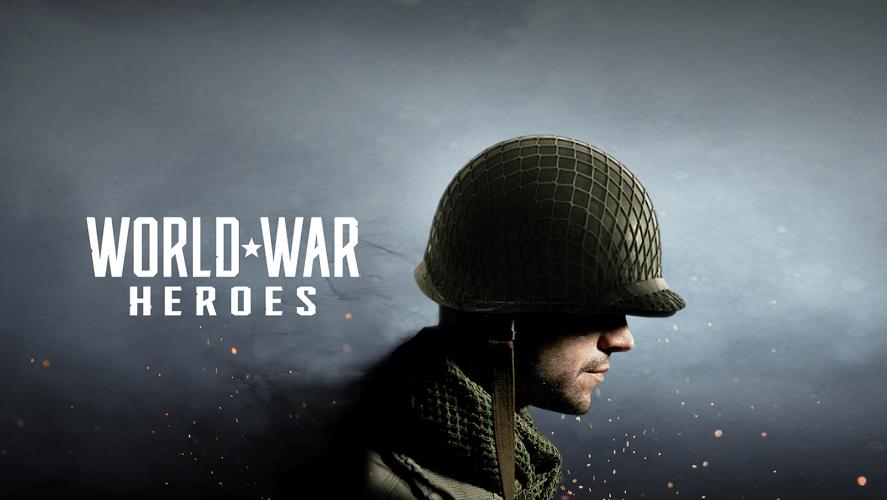 Играй World War Heroes: Вторая Мировая COD На ПК 22