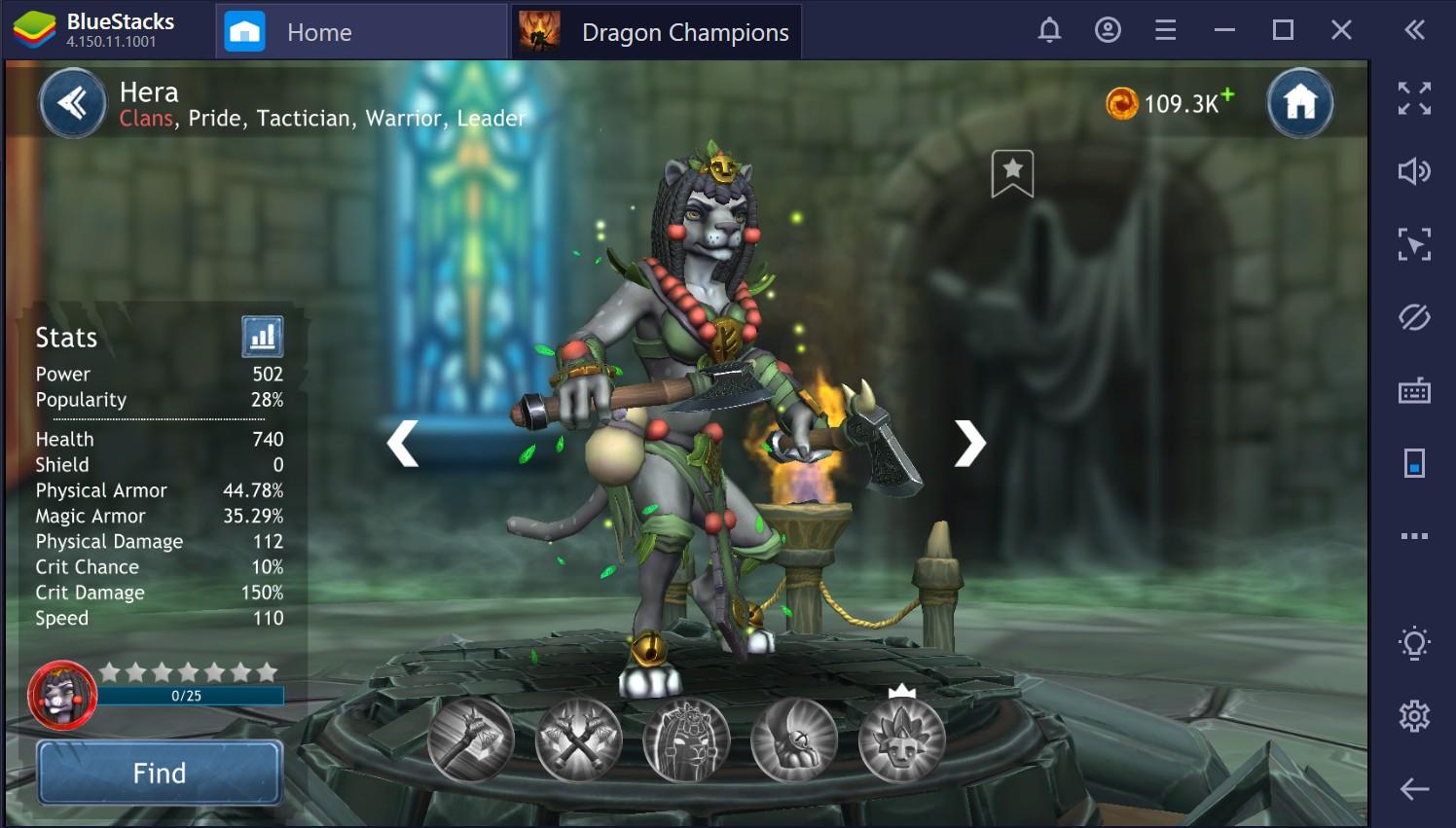 Dragon Champions: como desbloquear os melhores personagens do game