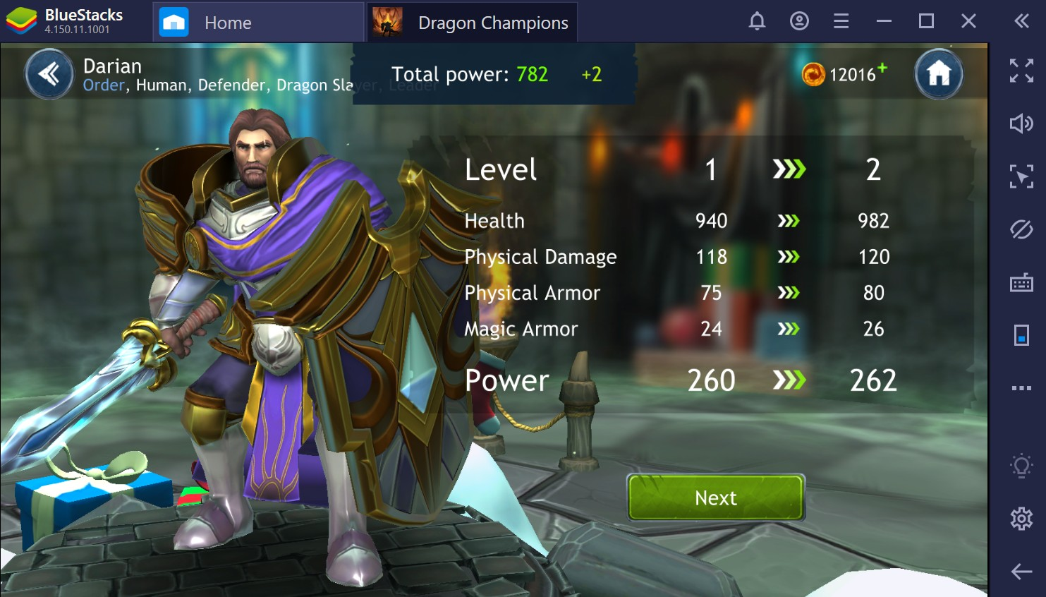 Dragon Champions: como jogar no PC com o BlueStacks
