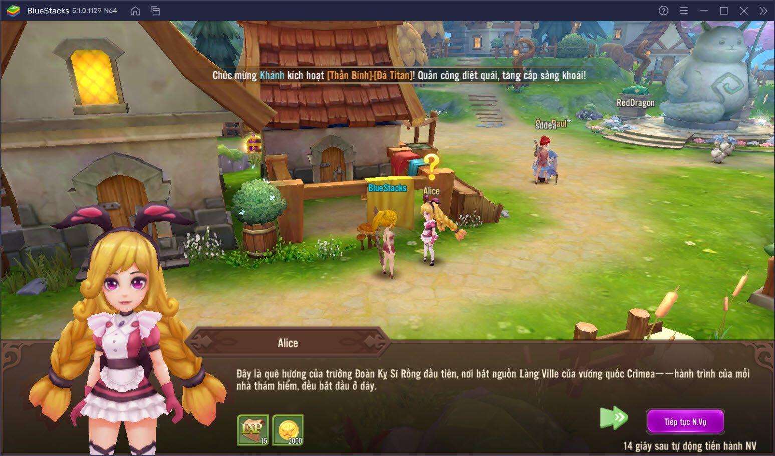 Trải nghiệm thế giới rồng Dragon Heroes – Chung Sức Bảo Vệ trên PC