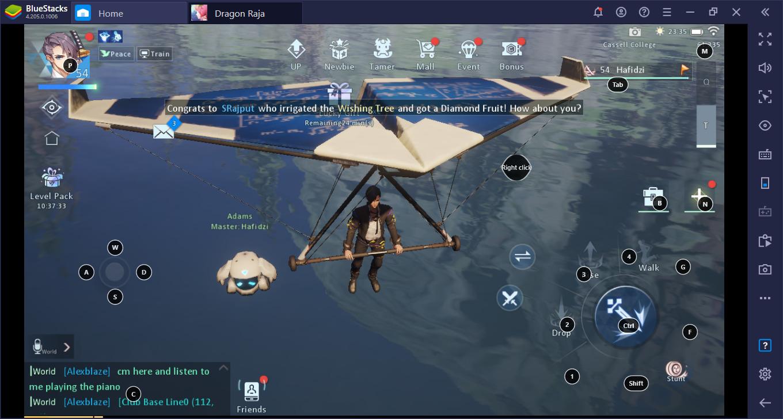 Tips dan Trik Paling Keren untuk Pemain Pemula Dragon Raja di PC