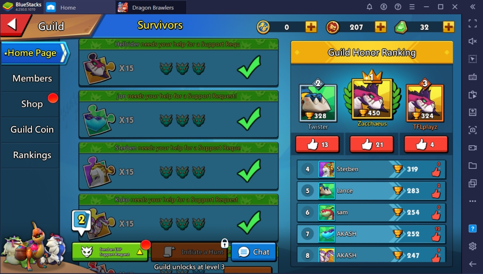 Beginner's Guide To Playing Dragon Brawlers