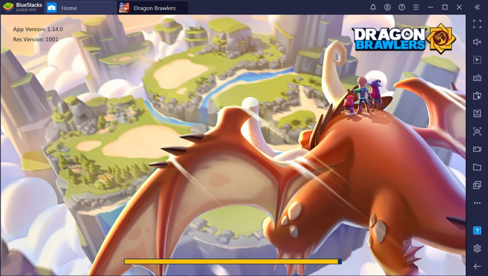How to Play Dragon Brawlers On PC With BlueStacks