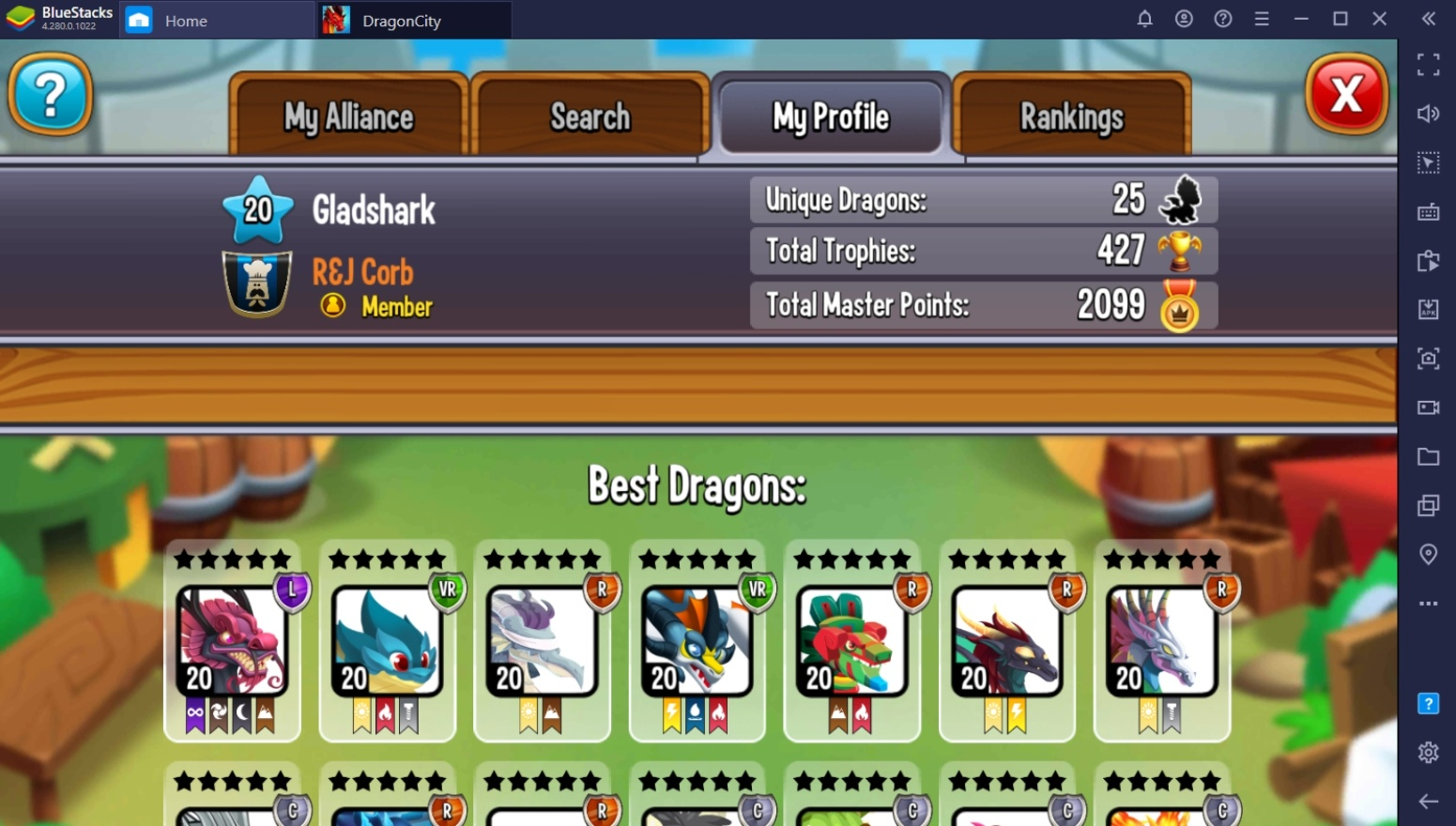 BlueStacks' Beginners Guide to Playing Dragon City