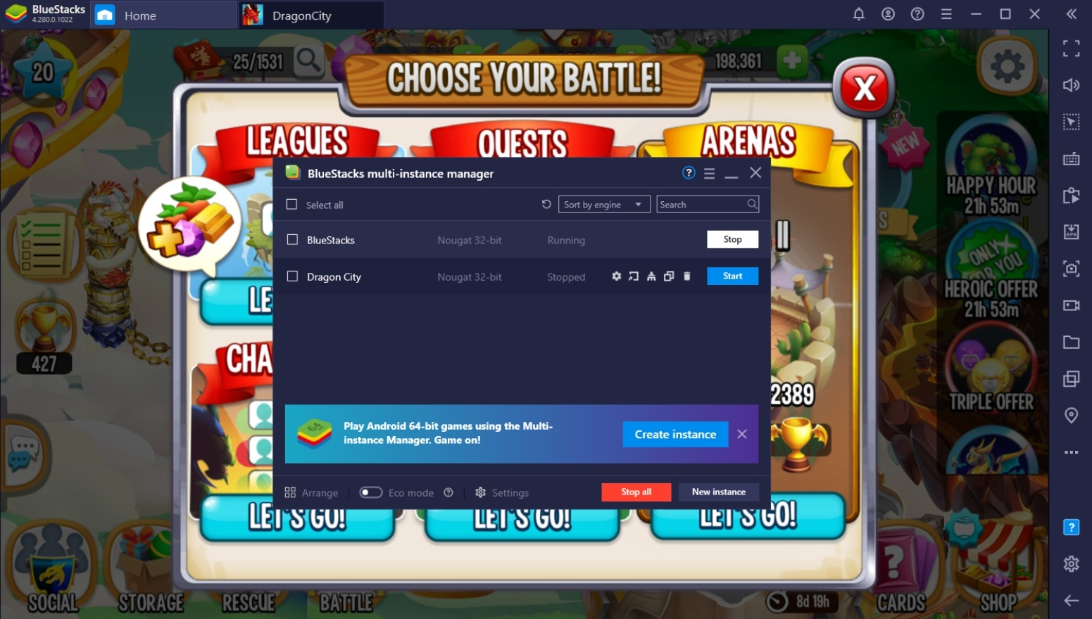 How to Play Dragon City on PC with BlueStacks
