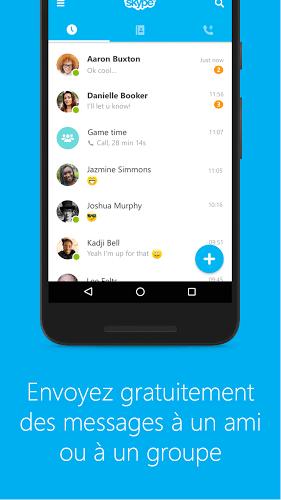Jouez à  Skype sur PC 4