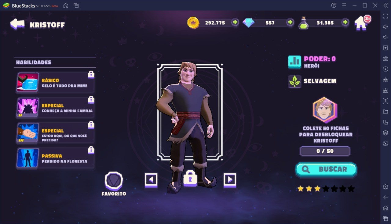 Disney Sorcerer's Arena – Os Melhores Personagens do Jogo
