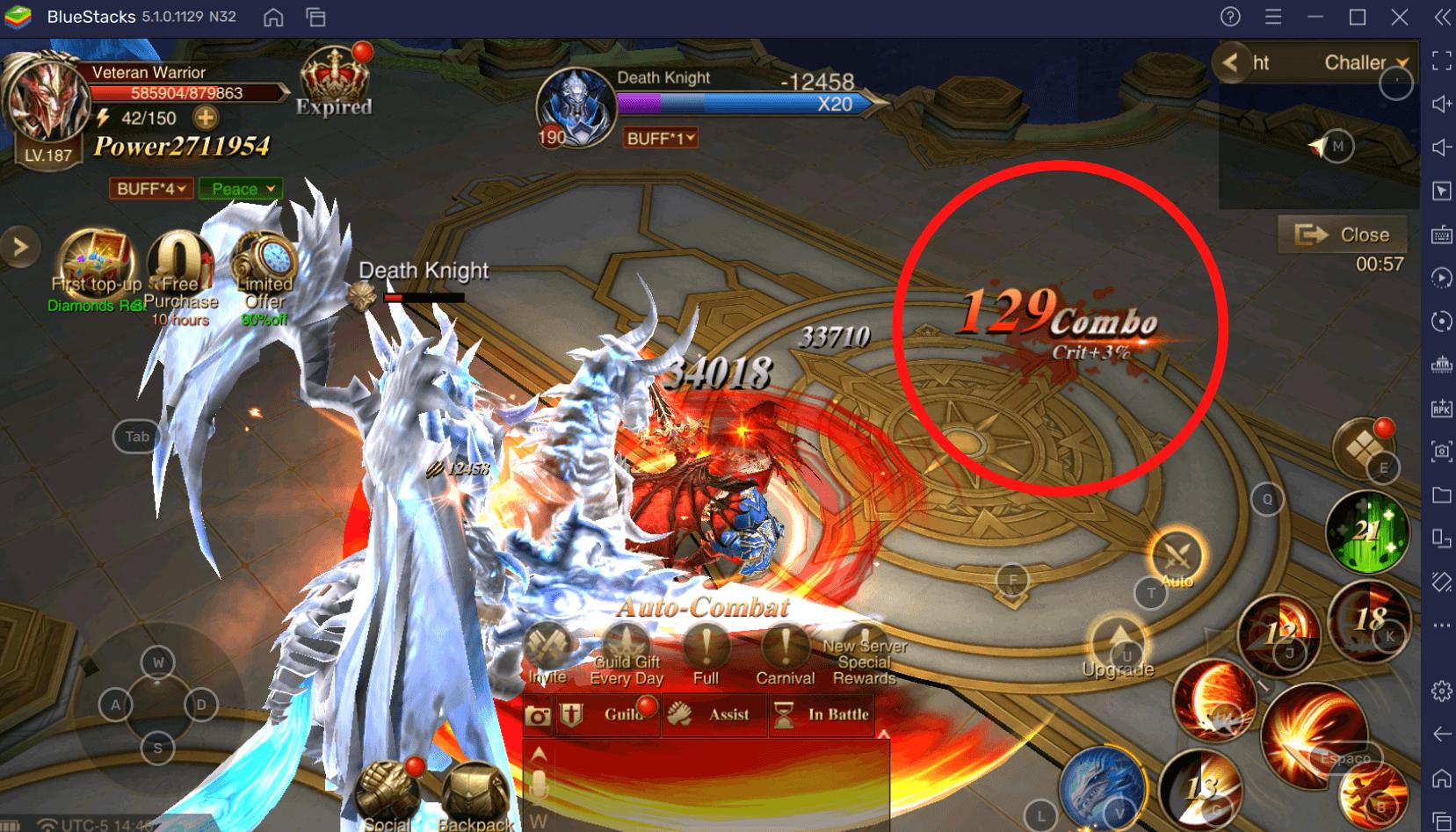 Vença mais partidas em Dragon Storm Fantasy com este Guia de Combate