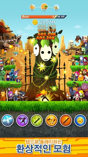 즐겨보세요 Tap Titans 2 on PC 3
