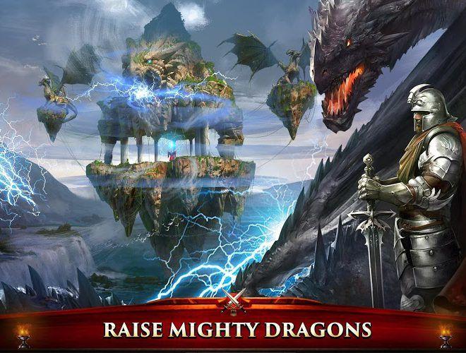 เล่น King of Avalon: Dragon Warfare on PC 3